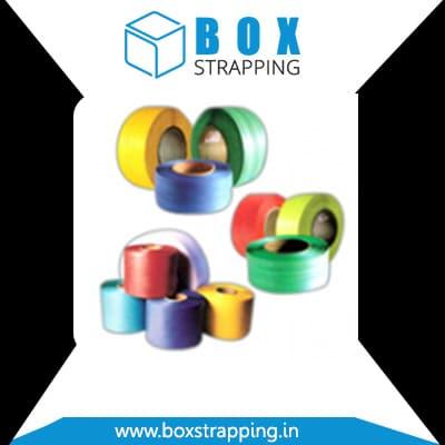 Fully Automatic Box Strapping Manufacturer, Supplier and Exporter in Andhra-Pradesh, Madhya-Pradesh, Uttar-Pradesh, Maharashtra