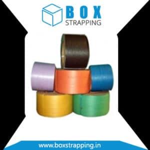 PP Box Strapping Manufacturer, Supplier and Exporter in Andhra-Pradesh, Uttar-Pradesh, Madhya-Pradesh, Maharashtra, Tamilnadu, Goa