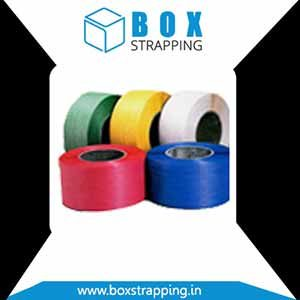 Box Strapping Manufacturer, Supplier and Exporter in India