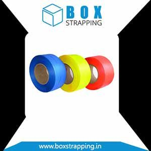 Fully Automatic Box Strapping Manufacturer, Supplier and Exporter in Ahmedabad, Gujarat, India