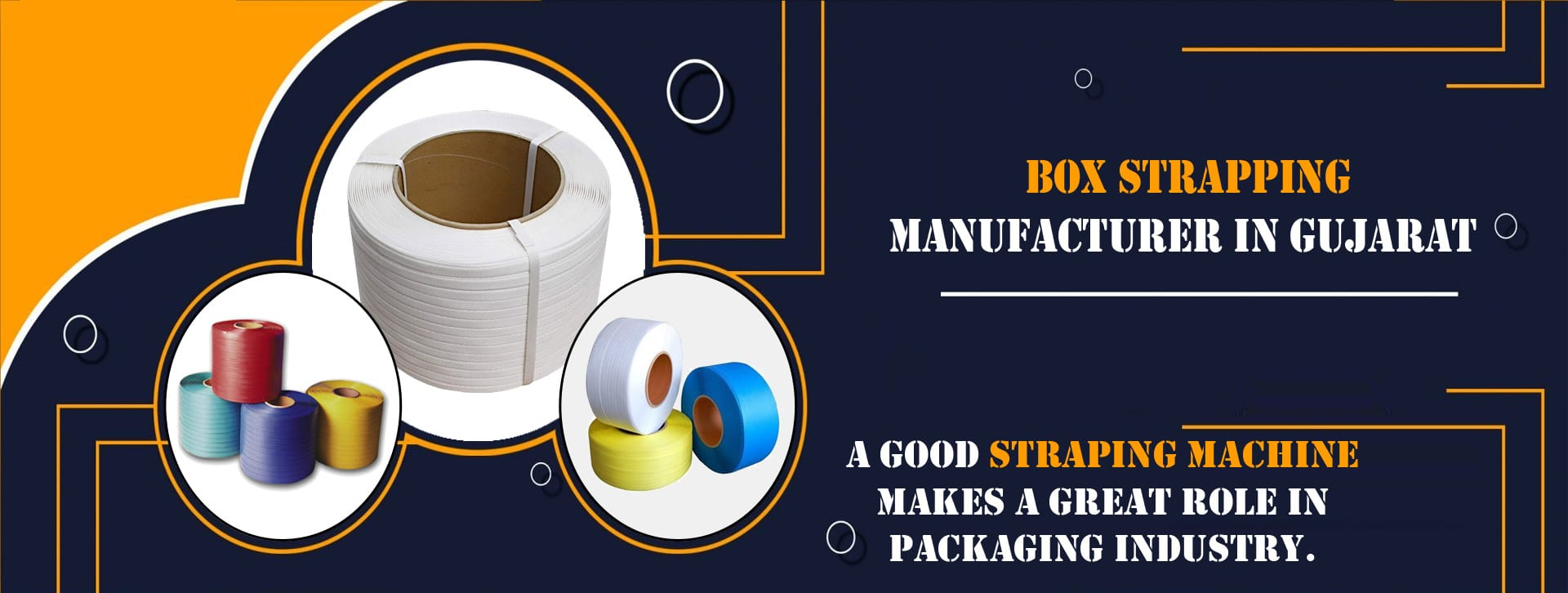 Box Strapping Machine Supplier and Exporter in India